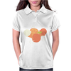Ice cream and orange pattern Womens Polo