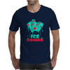 Ice Domino Mens T-Shirt