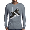 Ice hockey skates Mens Long Sleeve T-Shirt