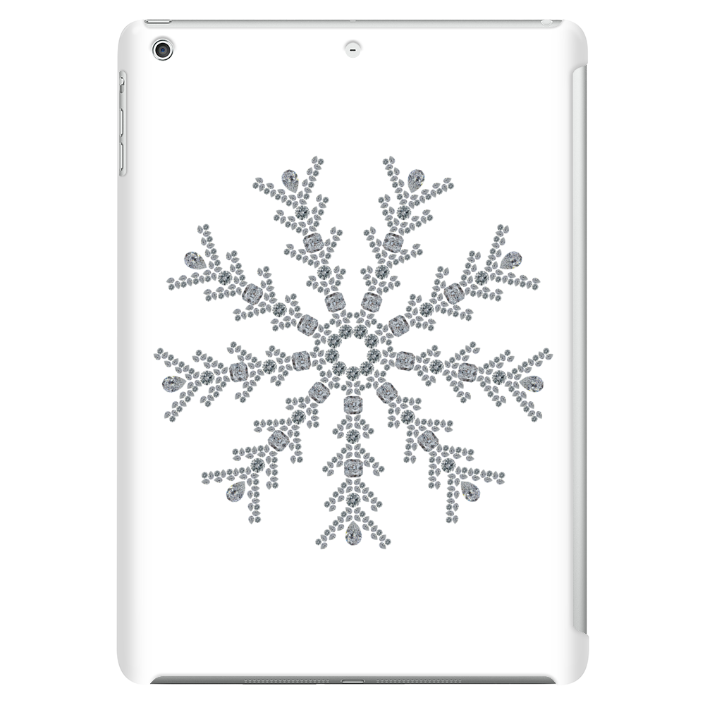 Ice Snowflake Tablet