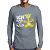Ich hab so'n Hals Mens Long Sleeve T-Shirt