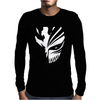 Ichigo Hollow Mask Bleach Mens Long Sleeve T-Shirt