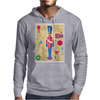 Iconic Christmas Nutcracker Mens Hoodie