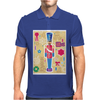 Iconic Christmas Nutcracker Mens Polo