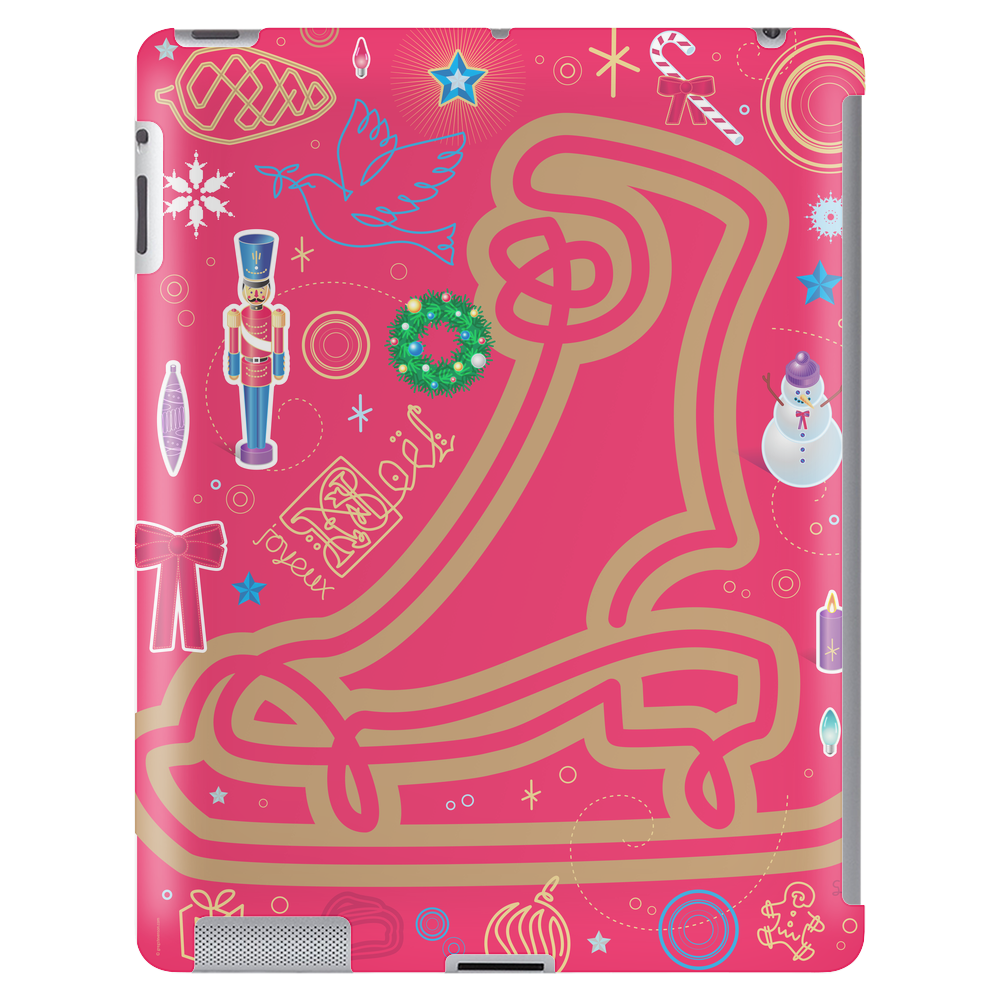 Iconic Christmas Skate Tablet