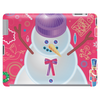 Iconic Christmas Snowman Tablet