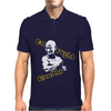 I'd Fight Gandhi Fight Club David Fincher Mens Polo