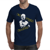 I'd Fight Gandhi Fight Club David Fincher Mens T-Shirt