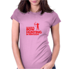 i'd rather be bow hunting in kentucky Womens Fitted T-Shirt