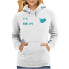 I'D Rather Be In Iceland Womens Hoodie