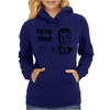 I'D TAP THAT Womens Hoodie