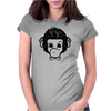 identica monkey Womens Fitted T-Shirt