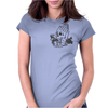 Idle Hands Womens Fitted T-Shirt