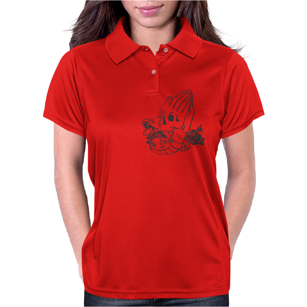 Idle Hands Womens Polo