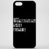 If Daryl Dixon Dies I walk White Phone Case