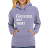 If Daryl Dixon Dies I walk White Womens Hoodie