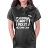 If Grandad Can't Fix It No One Can Womens Polo