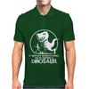 If History Repeats I'm Getting A Dinosaur Mens Polo