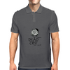 IF I WERE DEAD WOULD YOU CRY FOR ME? Mens Polo