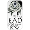 IF I WERE DEAD WOULD YOU CRY FOR ME? Phone Case