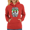 If It Tastes Like Chicken, Funny Rude Ideal Birthday Present Womens Hoodie