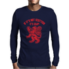 If It's Not Scottish It's Crap Mens Long Sleeve T-Shirt