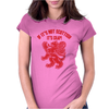 If It's Not Scottish It's Crap Womens Fitted T-Shirt
