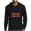 IF LOST PLEASE RETURN TO PEYTON MANNING Mens Hoodie