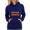 IF LOST PLEASE RETURN TO PEYTON MANNING Womens Hoodie