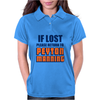 IF LOST PLEASE RETURN TO PEYTON MANNING Womens Polo