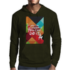 If you can dream it you can do it, animal version Mens Hoodie