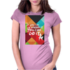 If you can dream it you can do it, animal version Womens Fitted T-Shirt