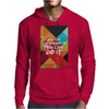 If you can dream it you can do it Mens Hoodie