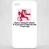 If you're looking for someone to do stupid general stupid shit with I'm your guy Phone Case