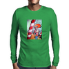 Iggy Pop in Candyland Mens Long Sleeve T-Shirt