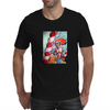 Iggy Pop in Candyland Mens T-Shirt