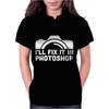 I'll Fix It In Photoshop Womens Polo