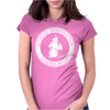 Illegal Immigration Started In 1492 Womens Fitted T-Shirt