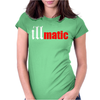 ILLMATIC Womens Fitted T-Shirt
