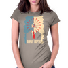 Illuminate me Womens Fitted T-Shirt