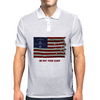 Illuminati Flag Mens Polo