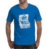 Illustrated Cotton Mens T-Shirt
