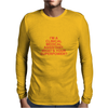 I'M A CLINICAL MEDICAL ASSISTANT WHAT'S YOUR SUPERPOWER? Mens Long Sleeve T-Shirt