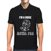 I'm A Huge Metal Fan Mens Polo