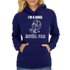 I'm A Huge Metal Fan Womens Hoodie