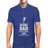 I'M A SKIING DAD - Daddy Mens Polo