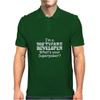 I'M A SOFTWARE DEVELOPER WHAT'S YOUR SUPERPOWER Mens Polo