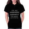 I'm An Engineer Good At Maths Womens Polo