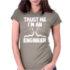 I'm An Engineer Womens Fitted T-Shirt