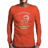 I'm Awesome  Funnycomic deal with it party retro cool Mens Long Sleeve T-Shirt